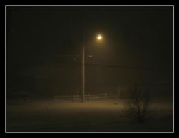 The Street Lamp by AmericanNomad