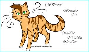 Willowkit by Cristal-Soul