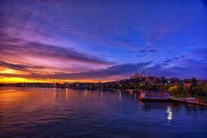 morning at bosphorus by globalunion
