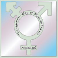 Transgender Day of Remembrance by camillejade