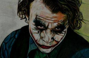WHY SO SERIOUS? by jpfeasy