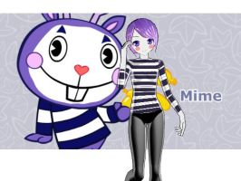MMD+ HTF Mime Download by Nanashione