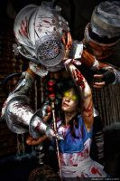 Bioshock 2: Great Protector by ObscuraVista