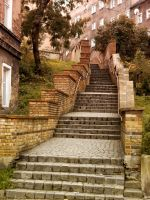 Stairway to town by Grimmjow89