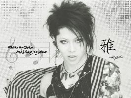 -Miyavi- Guitar Love by Sam-Chan-ALPHA