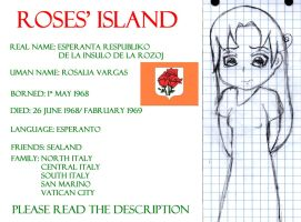 APH- OC- Roses' Island by sognatrice94
