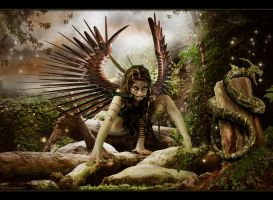 Quest of the Sylphid by Panteleimon-Aeon