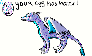 Your Hatchling has hatch epicbunnyadopts by Stormdeathstar9