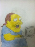 comic book guy by sideshowricky