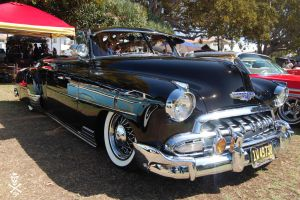 1952 Chevy Deluxe Convertible by CZProductions