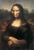 Mona Saw by mataleoneRJ