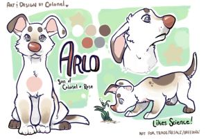 Arlo by colonel-strawberry