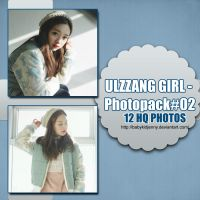 ULZZANG GIRL - Photopack#02  by babykidjenny