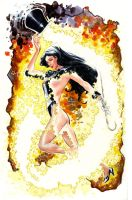 Zatanna transformation by butones