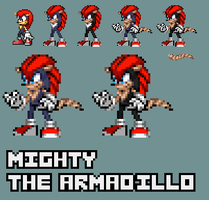 The New Mighty ( updated ) by xXDaBoss99Xx