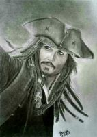 Johnny Depp/Jack Sparrow by Suki19