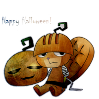 11 HTF - Happy Halloween! by Judy-a