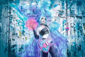 Ember McLain Cosplay by DEATHNOTE---L