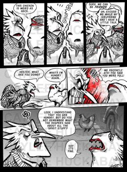 DC: Chapter 11 pg. 377 by bezzalair
