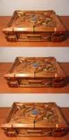 Hearthstone Box replica by gaiuscassius