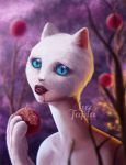 Forbidden fruit by LuzTapia