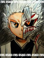 Hitsugaya hollow by Evil-usagi