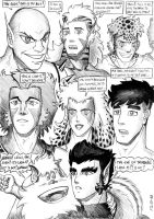 Thundercats 01-88 by Gugaaa