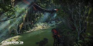 Crysis 3 Panorama 118 by PeriodsofLife