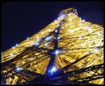 Beacon of Paris, the top by tilbert