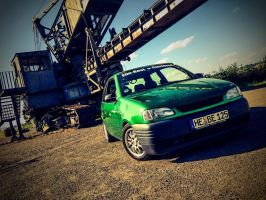 My Seat Arosa 6H by floxx001