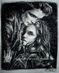 Twilight - Edward and Bella by xnightmares-exist
