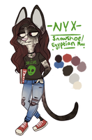 Nyx by PearlChelle