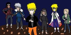 Naruto Uzumaki- I want to surpass the hokages by Fran48