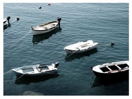 Boats by UnicyclistJoe