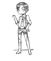 Fabulous Heichou by So-Tay
