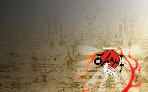 Deviantart Okami Contest Wall by An-D-Man333