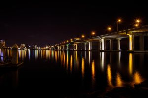 I-95 Bridge in Jacksonville by 904PhotoPhactory
