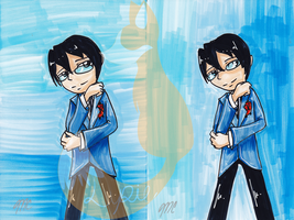 Kyoya Preview  by lupie1324