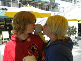 Intergalactic Cockblock by InuKid