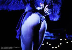 Blue Bum by gdphotography
