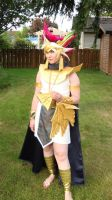 The Pharaoh is Fabulous by ichibi-chan