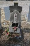 Old grave of Cemetery of Marseille by A1Z2E3R