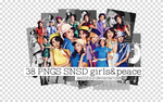 Pack 38 SNSD PNGs Renders by seolilihyun by SeoLiliHyun