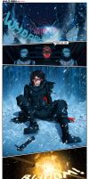 Kylo Ren Rescue by YAZBACK