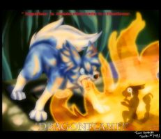Nisha Used DRAGONFLAME by CelticMagician