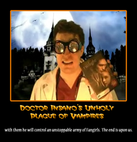 Motivational Doctor Insano by xxRedDragoonxx