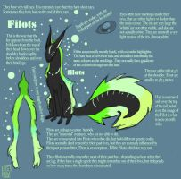 Original Species- Filots by Revay