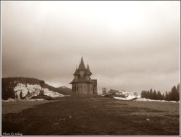 The monastery by Iuliaq
