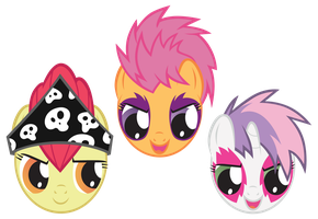 CMC Wicked Rock Faces by t-dijk