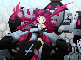 CB Contest Entry Red Nimbus by Xenosnake